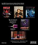 the MRG Collective Horror Volume 3 Blu-ray