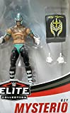 ACTION Rey Mysterio Elite Series72 Figure Six Inches Tall