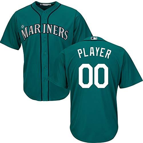 Camiseta de béisbol para Hombres, Mujeres y niños, Nombre y número Personalizados Camiseta de Jugador de béisbol Jersey