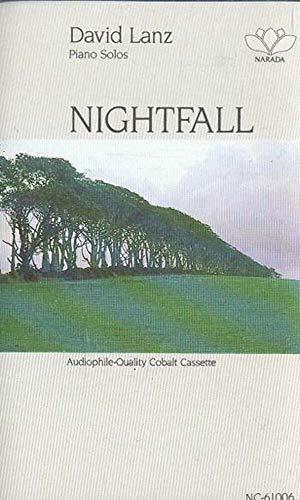DAVID LANZ: Nightfall Cassette Tape