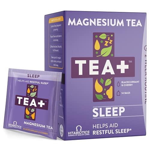 Vitabiotics TEA+ ( Tea Plus ) Sleep Tea - Helps Aid Restful Sleep |...