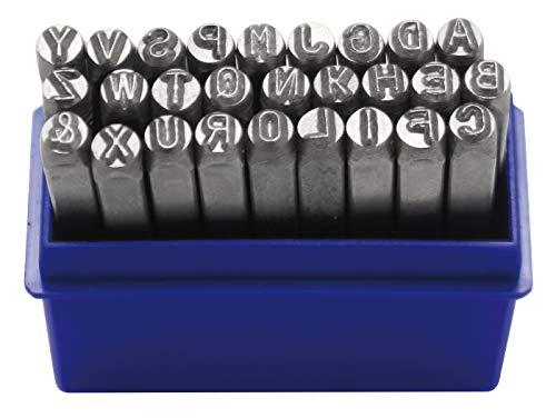 BGS 2031 | Juego punzones de letras | 4 mm