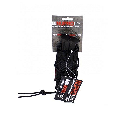 Pochette pmc chargeur pistolet noire np