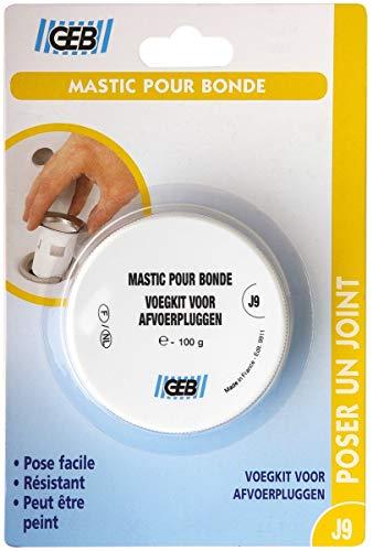 Mastic pour bonde - 200 gr - GEB