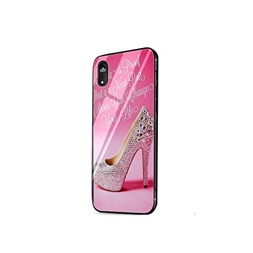 Esquisite - Funda de cristal para iPhone 11 12 mini Pro Max X XS MAX XR SE 5 5s 8 7 Plus 6 Capa Case G12-para iPhone SE 2020