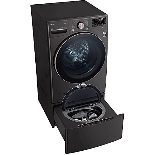 Ultra Large Capacity Smart wi-fi Enabled Front Load Washer