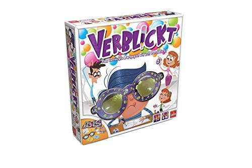 Goliath 76111 – Verblickt, Partyspiel für Jung und Alt, Begriffe zeichnen und erraten, Lustiges Zeichenspiel für die ganze Familie, ab 7 Jahren - 2