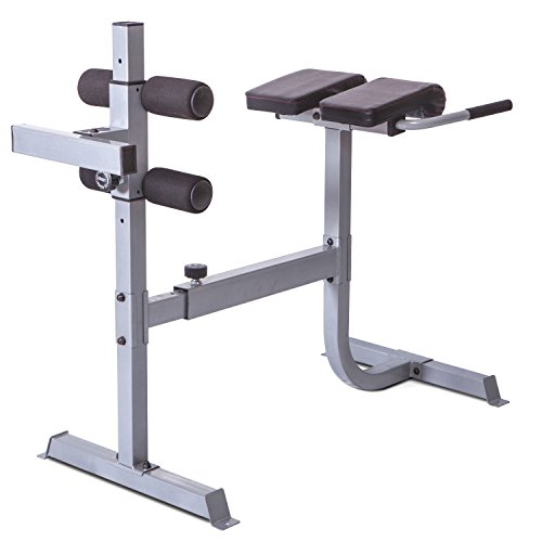 3. CAP Barbell Strength Roman Chair