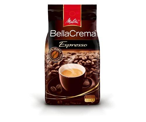Melitta Bella Crema Espresso Ganze Bohne 4 Kg