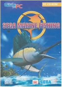 Sega Marine Fishing. CD-Rom