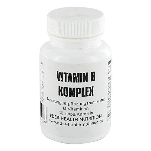 VITAMIN B Komplex Kapseln 60 St