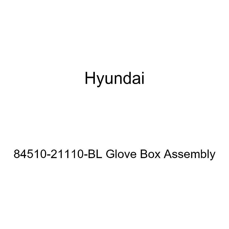 Genuine Hyundai 84510-21110-BL Glove Box Assembly ml580229603