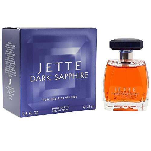 Jette Joop Jette Dark Sapphire, femme/woman, Eau de Toilette, 75 ml