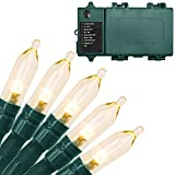 41mlcRYxMlL. SL160  - Battery Operated Outdoor Christmas Lights