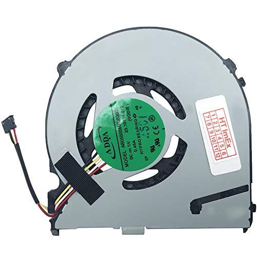 Lüfter Kühler Fan Cooler kompatibel für HP EliteBook Revolve 810 G2 (F6H58AW), 810 G2 (F1N29EA), 810 G2 (G2F78PA), 810 G2 (F1N30EA), 810 G2 (F1N28EA), 810 G2 (F6H54AW)