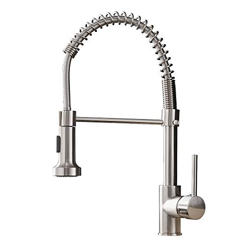 Kitchen Faucets Low Lead Commercial Solid Brass Single Handle Single...