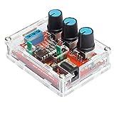 TOPofly Función del generador de señal de Bricolaje Kit XR2206 Alta precisión generador de señal de DIY Kit Seno/triángulo/Salida de la Plaza Electronic Equipment