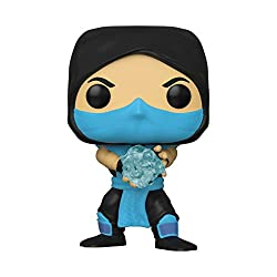 From mortal kombat, sub-zero, as a stylized pop vinyl from funko Figure stands 9cm and comes in a window display box Check out the other mortal kombat figures from funko collect them all Funko pop! is the 2018 toy of the year and people's choice awar...