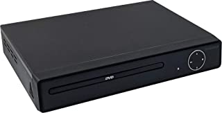 Sylvania DVD Player with MP3 Playback/JPEG Viewer Black SDVD6656 (Renewed)