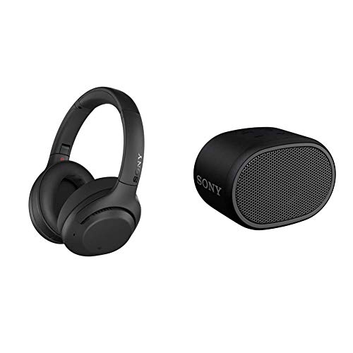 Sony WH-XB900N - Auriculares Inalámbricos Noise Cancelling (Bluetooth, Extra Bass, 30h de...