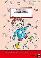 Mein Mitmachheft 1: Lesespass mit Hugo: Sinnentnehmendes Lesen ueben im Anfangsunterricht (1. und 2. Klasse)