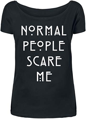 American Horror Story Normal People Scare Me Frauen T-Shirt schwarz M