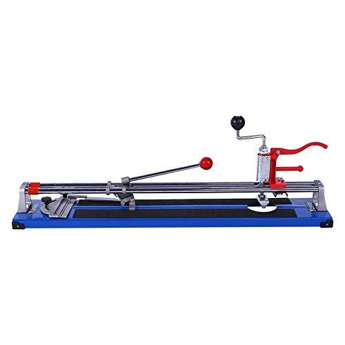 JALAL Cortador de Azulejos Manual portátil de 600 MM, máquina de Corte de Pared de Piso de Porcelana de cerámica, Herramientas manuales