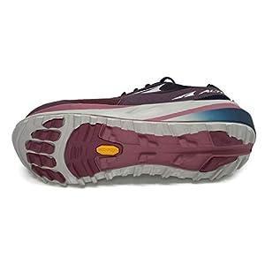 ALTRA Women's ALW1959F Olympus 3.5 Trail Running Shoe, Gray/Rose - 6.5 M US