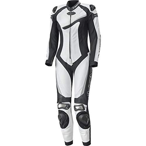 Held Ayana II 1-Teiler Damen Motorrad Lederkombi 40 Weiß/Schwarz