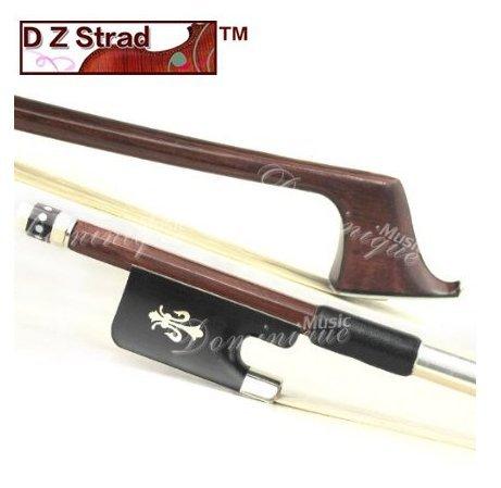 Parte superior madera de Brasil arco de violín 4/4Full size-d Z Strad # 205