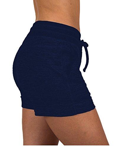 Sexy Basics Women's Gym Casual Sport Shorts