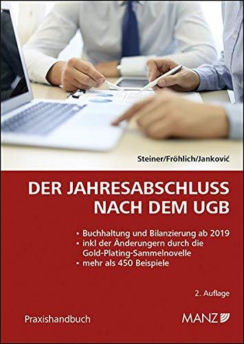 Der Jahresabschluss nach dem UGB (Praxishandbuch)