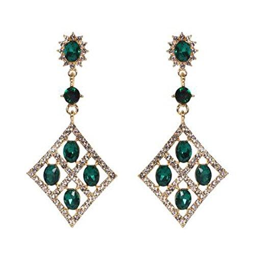 Beautiful Design Dangle Earrings Tassel Earrings Ears Décoration pour dames, No.4