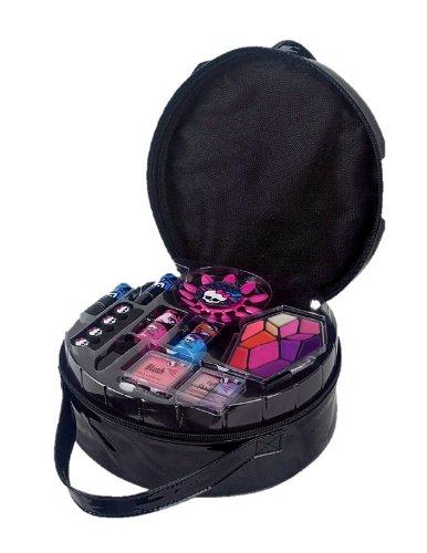 Monster High Coffret Creepy Cool Valisette de Maquillage 28 Produits