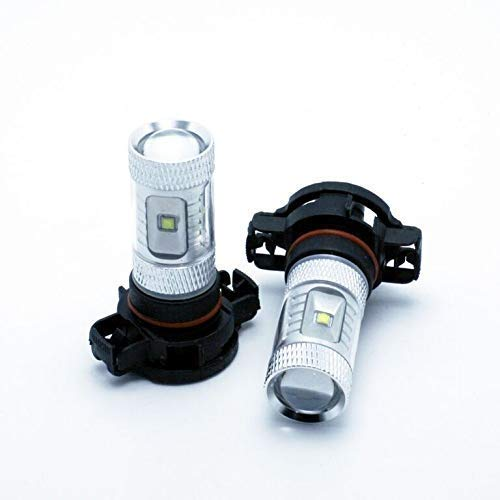 NS LEDPremium 2X Bombillas LED PSX24W 2504 F54 F55 F56 F60 One Countryman Cooper CANBUS 6000K CREE © DRL