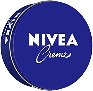 NIVEA Crème, Multi-Purpose Moisturizer, Protective Skin Care Cream for Men, Women & Family, 400 ml