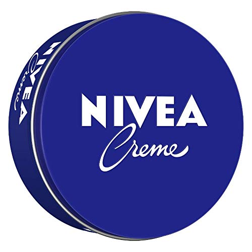 NIVEA Crème, Multi-Purpose Moisturizer, Protective Skin Care Cream for Men, Women & Family, 400 ml