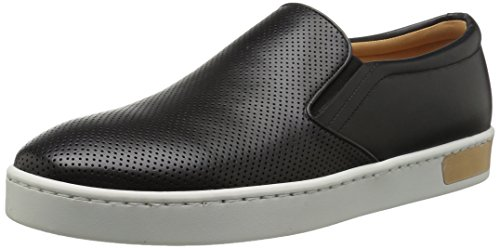 Magnanni Herren Calderon Fashion Sneaker, Schwarz (schwarz), 41 EU