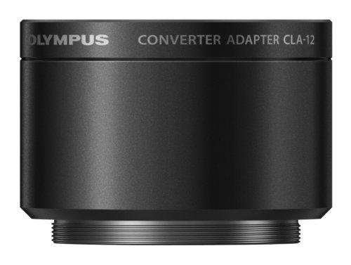 Olympus CLA-12 BLK Adapterring für TCON-17X und XZ-1