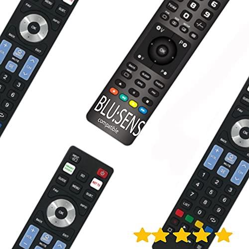 Mando a Distancia Especifico para Television TV blusens Modelo 2 - Reemplazo