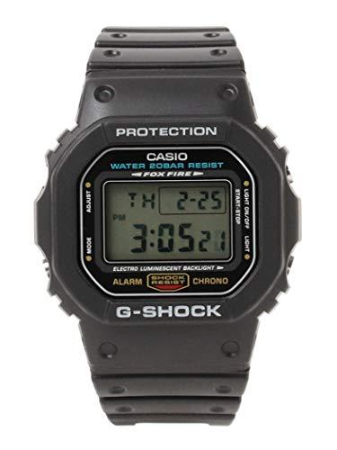 (ビームス)BEAMS/腕時計 G-SHOCK DW5600E-1 デジタル ウォッチ メンズ BLACK(1JF) -