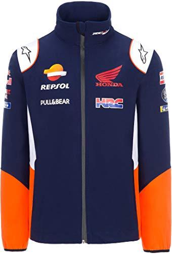 GP-Racing Repsol Replica Softshell Jacke XXL