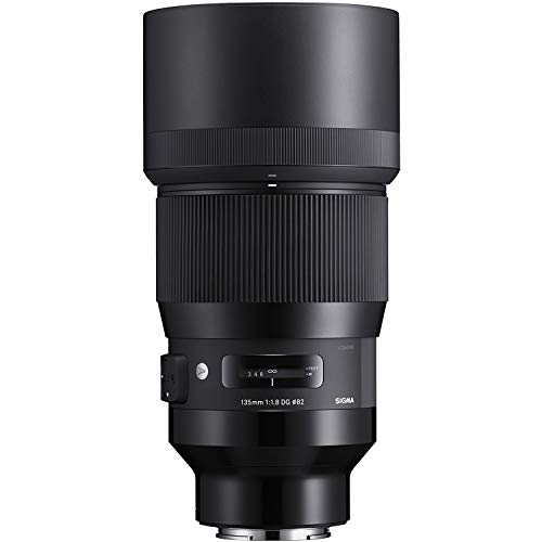 Sigma 135mm f/1.8 Art DG HSM Lens (for...