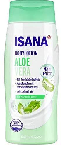 Isana Bodylotion Aloe Vera - 400 ml