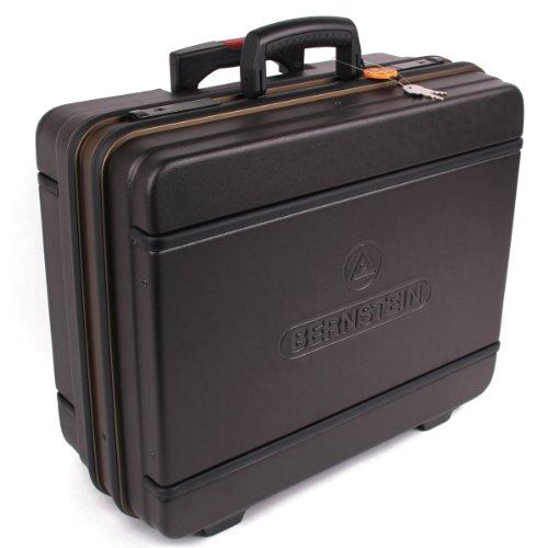 Bernstein Werkzeug GmbH 7100 Electronic Service-Koffer COMPACT MOBIL mit 63 Werkzeugen (Tafel 7010, 7020, 7060)