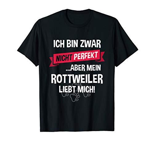 T-Shirt Rottweiler | Hund Hundehalter Spruch