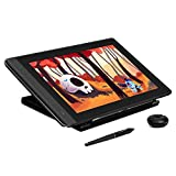 HUION KAMVAS Pro 13 GT-133 Drawing Tablet with Full Laminated Screen Digital Graphics Pen Display with Battery-Free Stylus Tilt Touch Bar Adjustable Stand-13.3inch