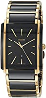 Rado Men's Integral Ceramic Swiss Quartz Watch