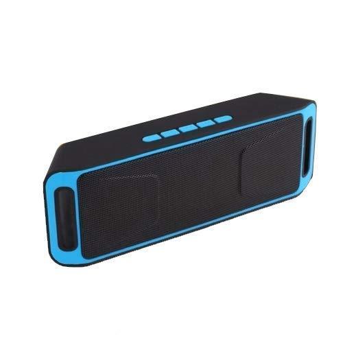 Rewy WC-208 Portable Wireless Bass Sound Bluetooth Speaker with FM | AUX/SD...