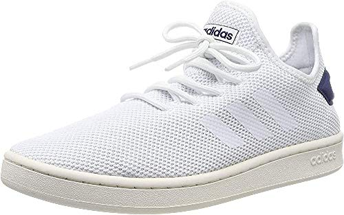 adidas Court Adapt, Zapatillas de Tenis para Hombre, Multicolor (Ftwbla/Ftwbla/Azuosc 000), 39 1/3 EU 🔥